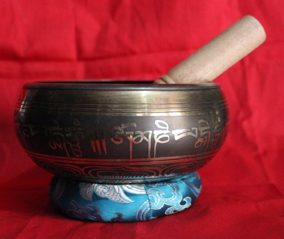 Changresi tibetan bowl