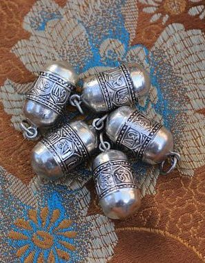 Tibetan Jewelry Charms