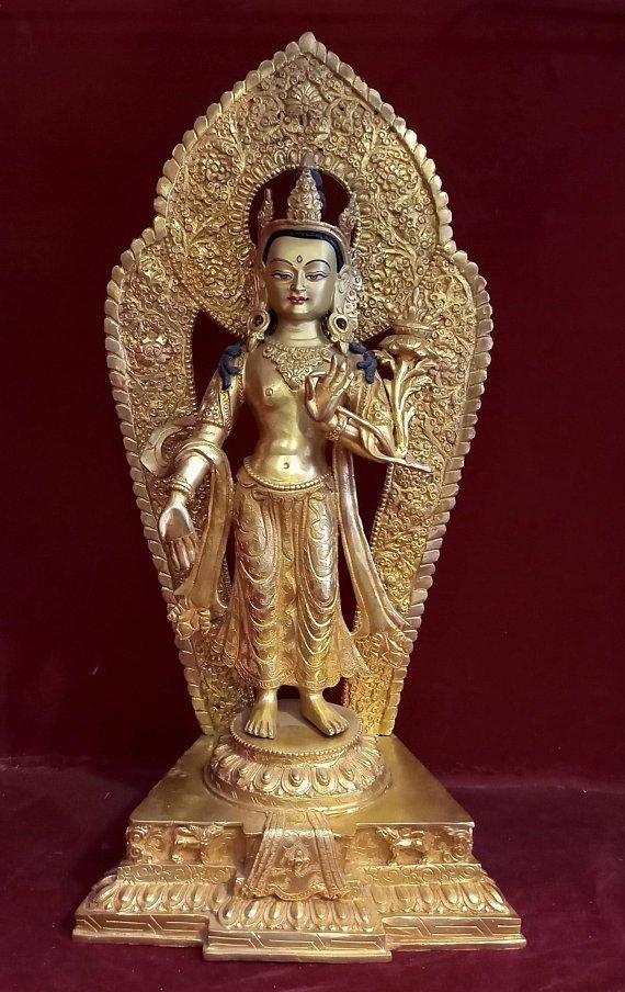 Lokesvara Statue