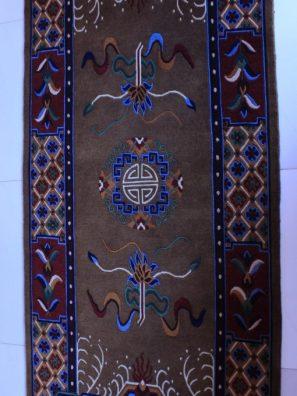 Tibetan Carpet Mandala Rug