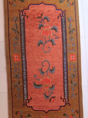 Tibetan Flower Rug Carpet