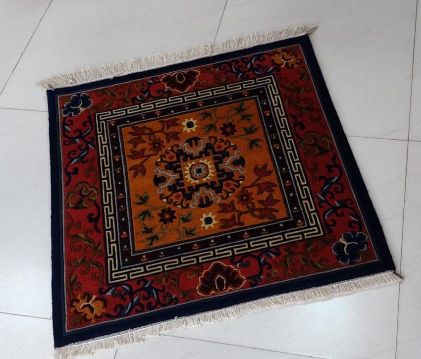 Tibetan Mandala meditation mat