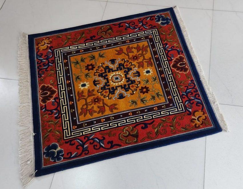 Tibetan Mandala rug mat