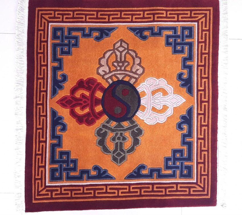 Tibetan Carpets Double Dorje