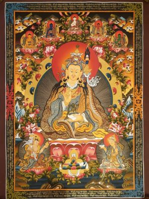 Guru Rinpoche Wall Decor