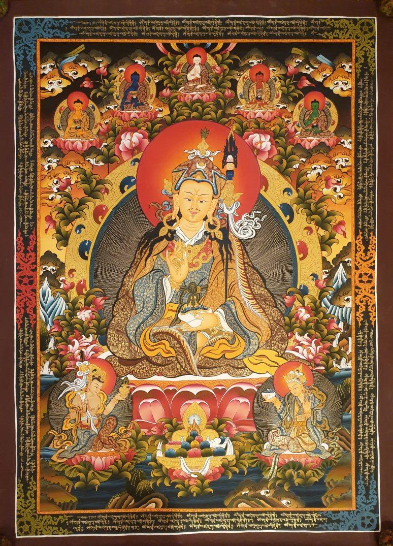 Guru Rinpoche Wall Decor