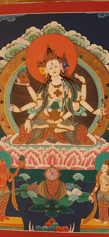 Namgyalma Buddhist Wall Hanging