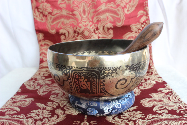 Tibetan Bowl Love Knot for christmas gift