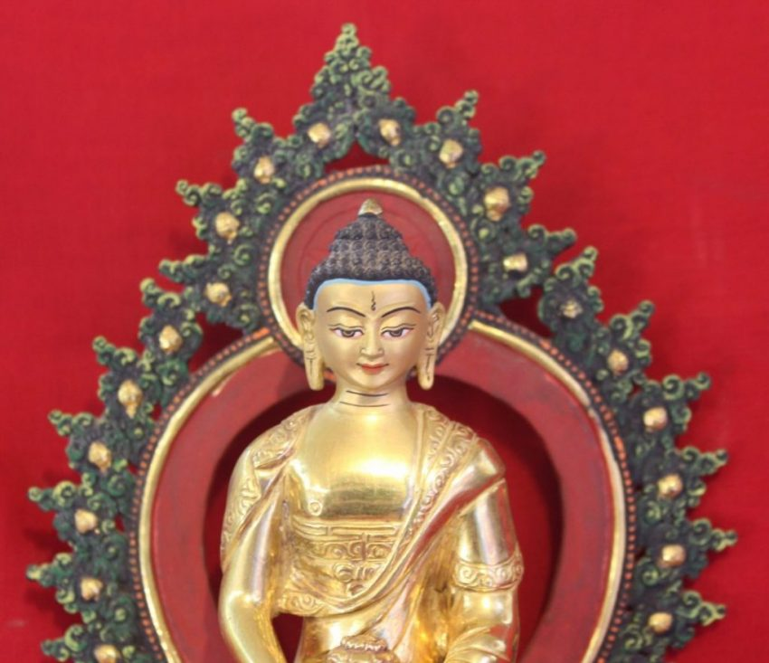 Amitabh buddha decor