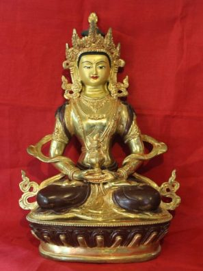 Aparmita Buddha Golden Statue