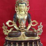Aparmita Golden Buddha Decor