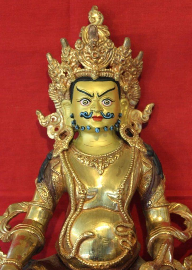 Kuber Golden Buddha Statue gifts