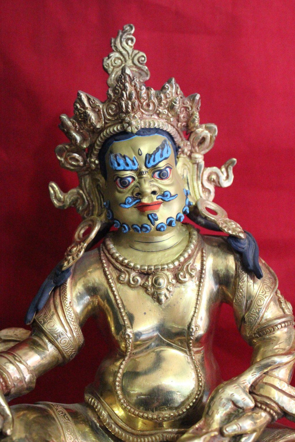 Kubera Statue Buddhist Gift Ideas
