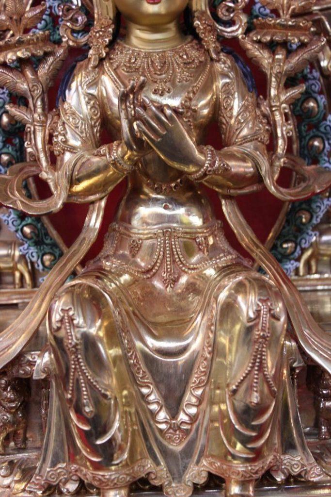 Maitreya deco