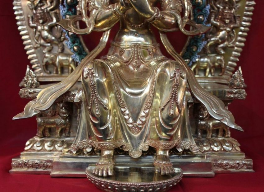 Maitriya relics