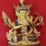 Namgyalma Golden Buddha Statue