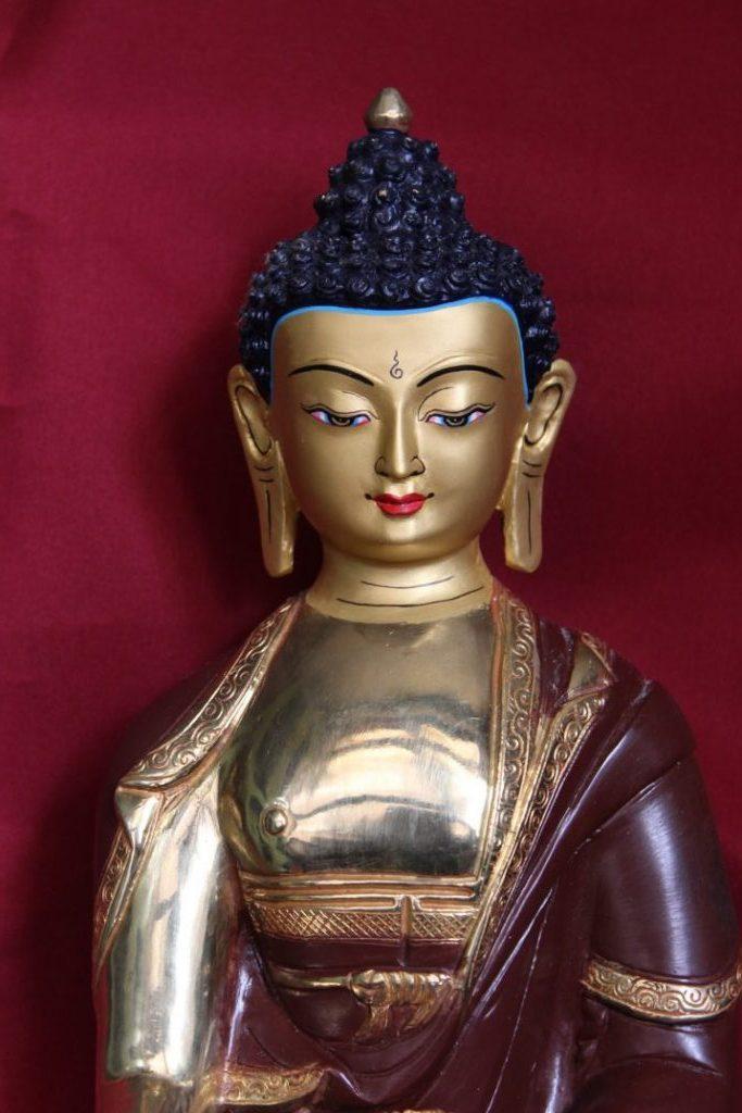 Shakyamuni Golden Statue