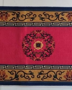 Tibetan Runner Mat Decor
