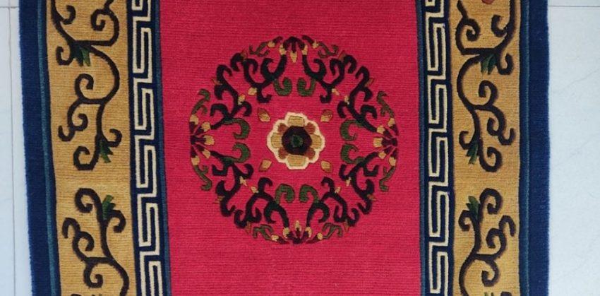 Tibetan Runner Mat Decor