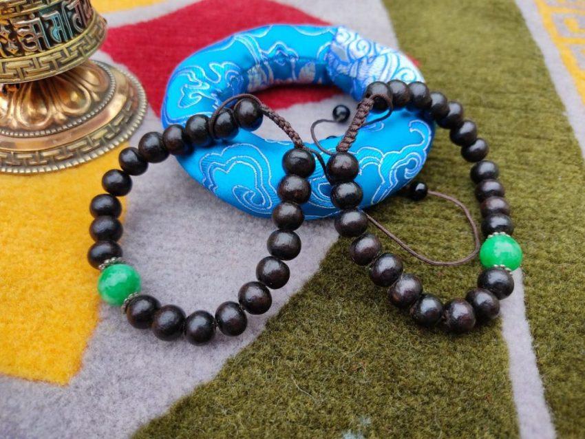 Black wooden Bracelet GIfts
