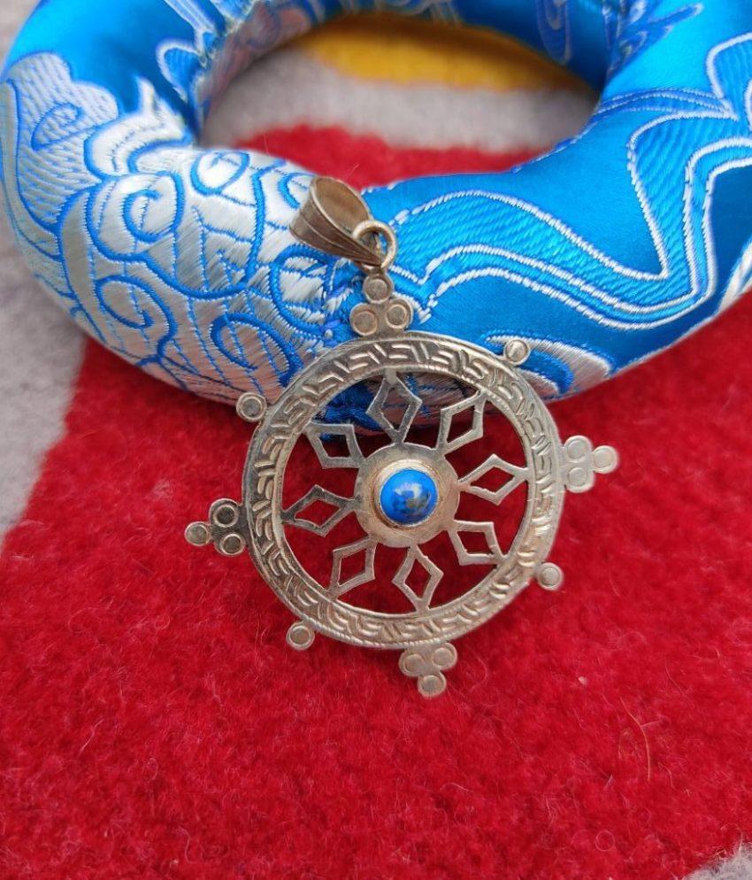 Dharma Chakra Pendant buddhist gifts