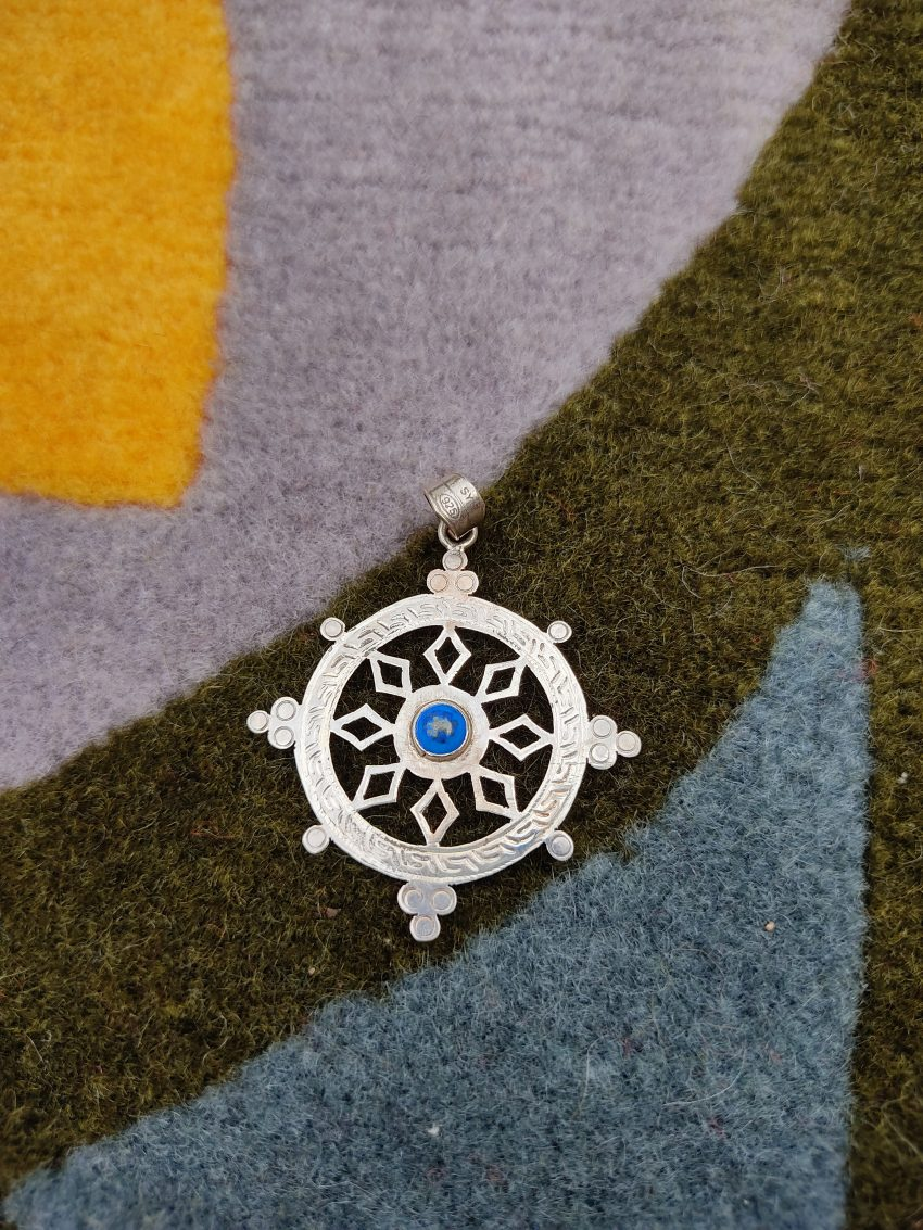 Dharma Chakra Pendant gifts