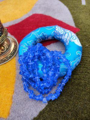 Glass beads Prayer mala