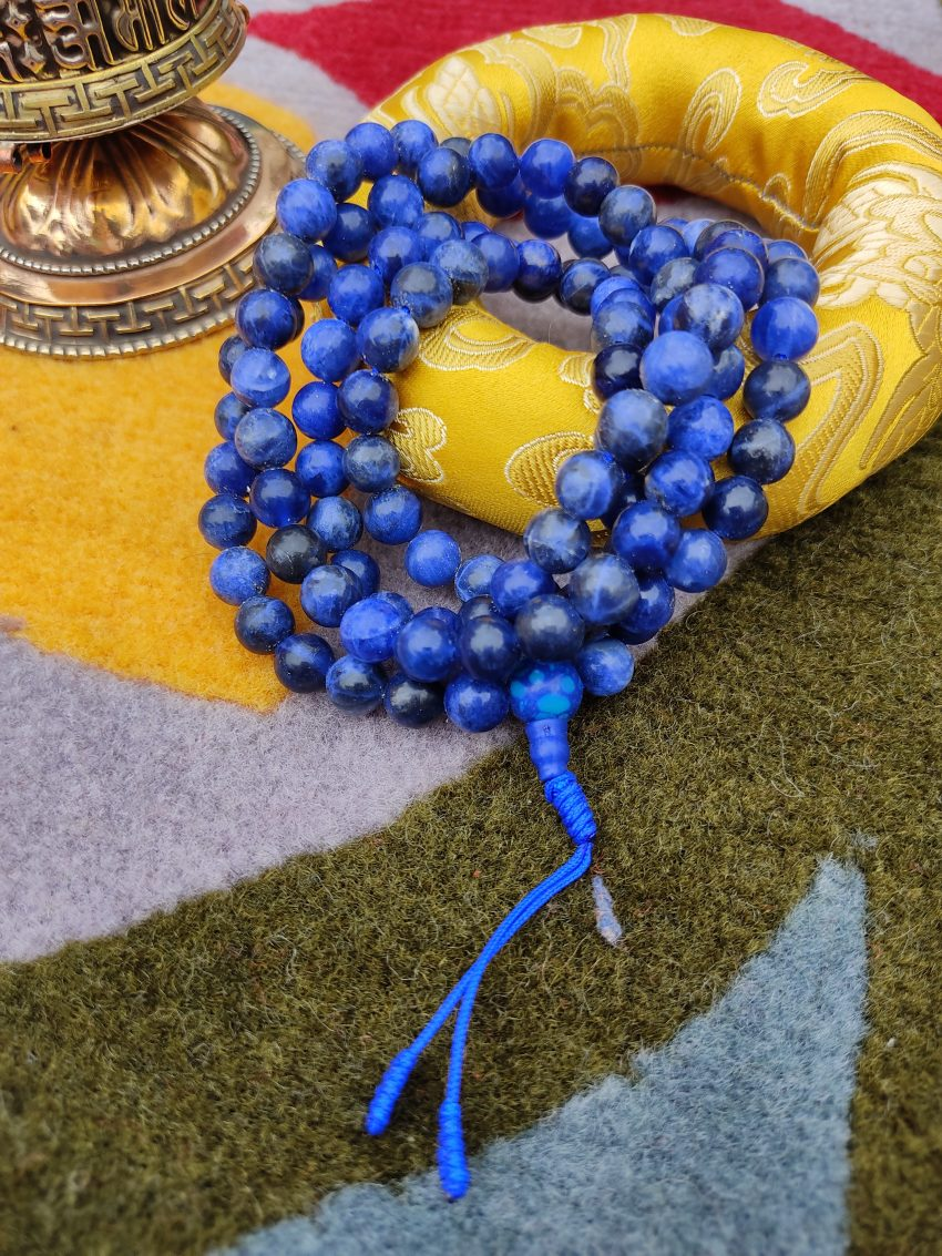 Lapis Prayer Mala Gifts