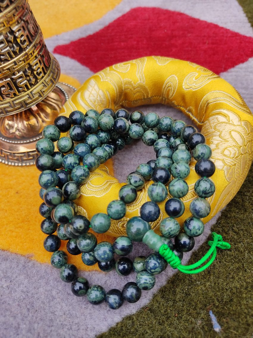 Malachite Prayer Mala Prayer