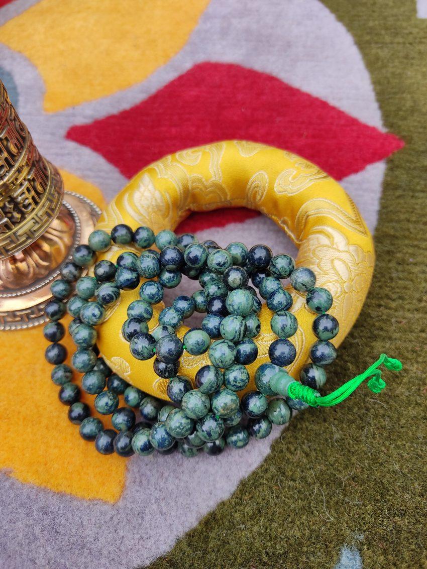 Malachite Prayer Mala gifts