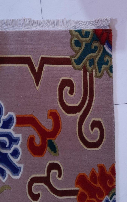 Tibetan Meditation Lotus Mat Deco