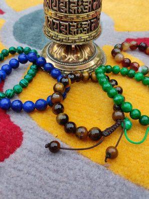 Tibetan Prayer Bracelets
