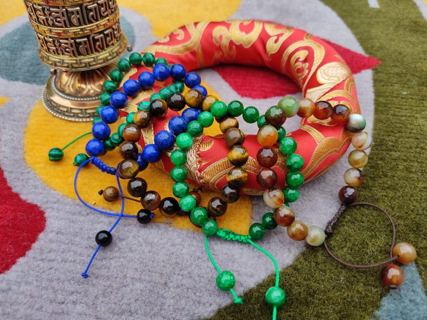 Tibetan Prayer Bracelets Gifts