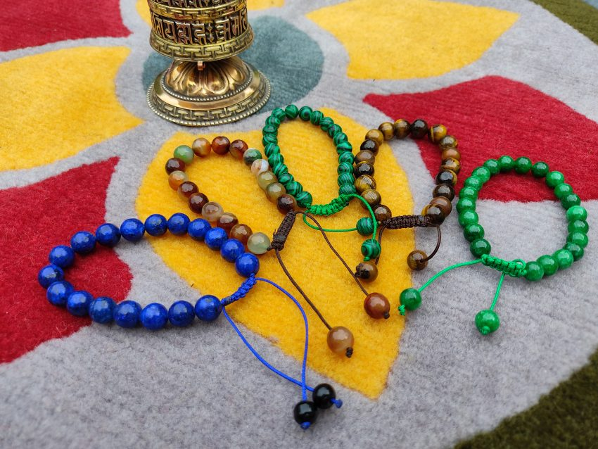 Tibetan Prayer Bracelets collection