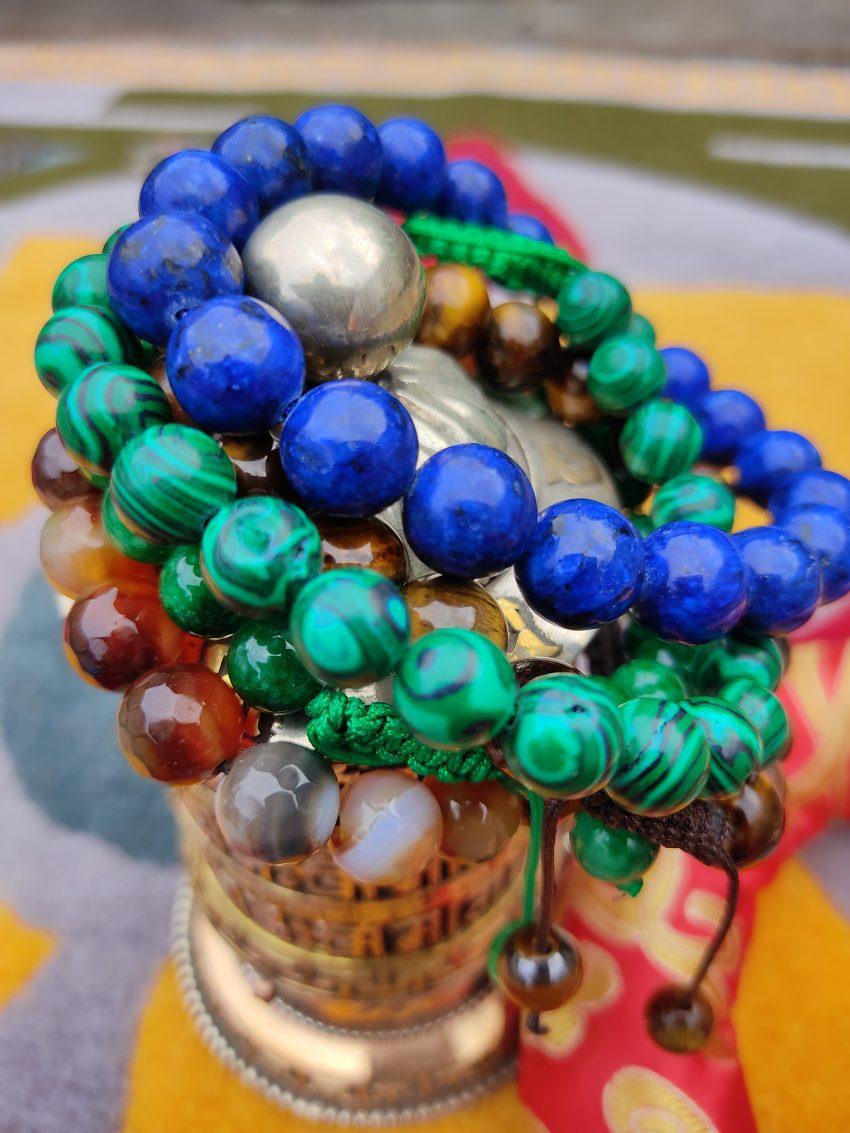 Tibetan Prayer Bracelets combo