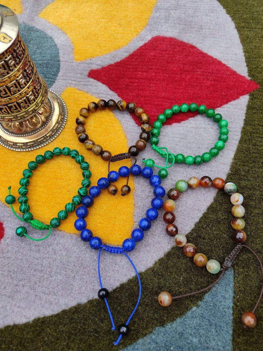 Tibetan Prayer Bracelets gift