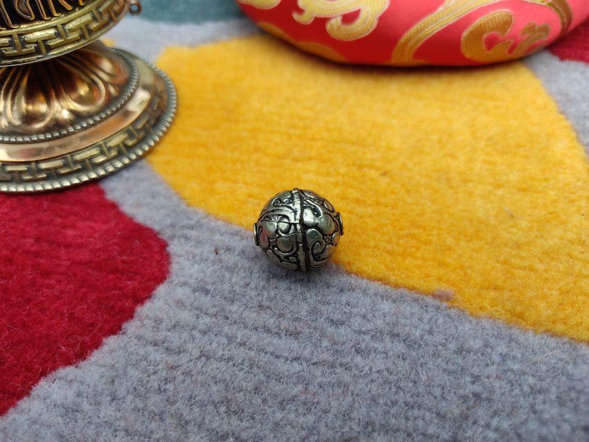 Tibetan SIlver Beads Pieces