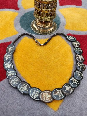 buddha eyes locket collection