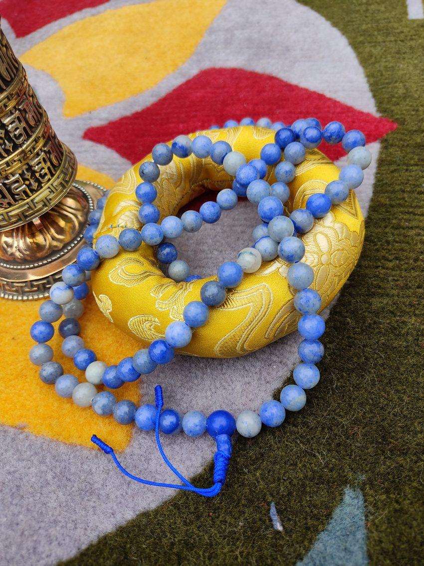 lapis prayer mala