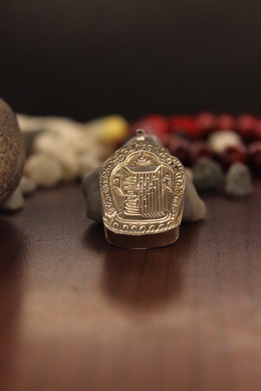 Kalachakra symbol charms