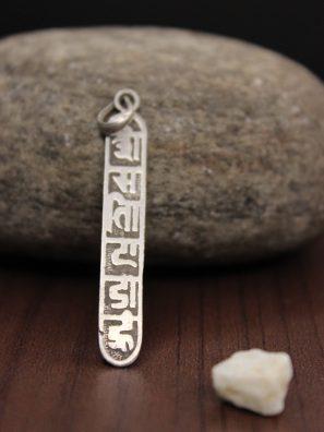 Newari Om Mani Pendant