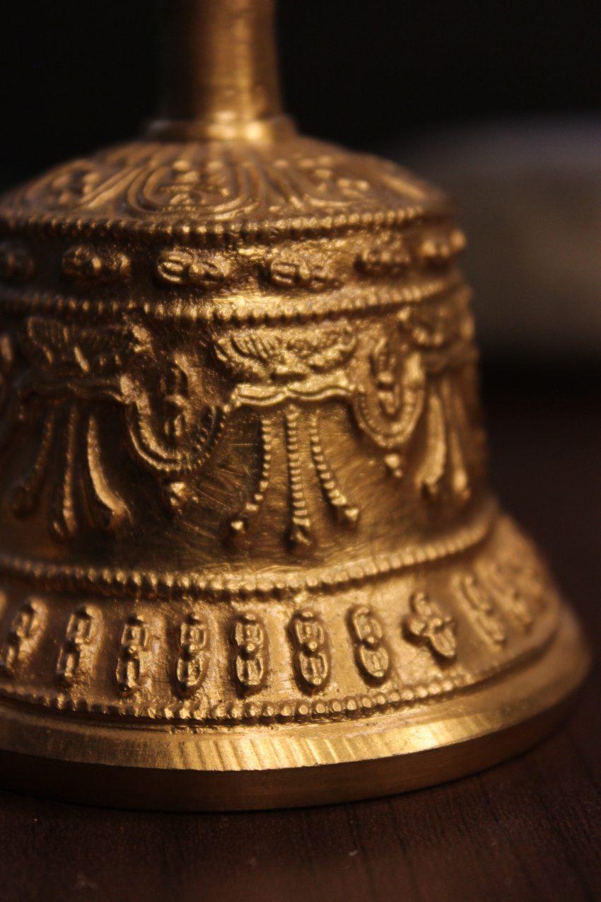 Tibetan Bell And Dorje