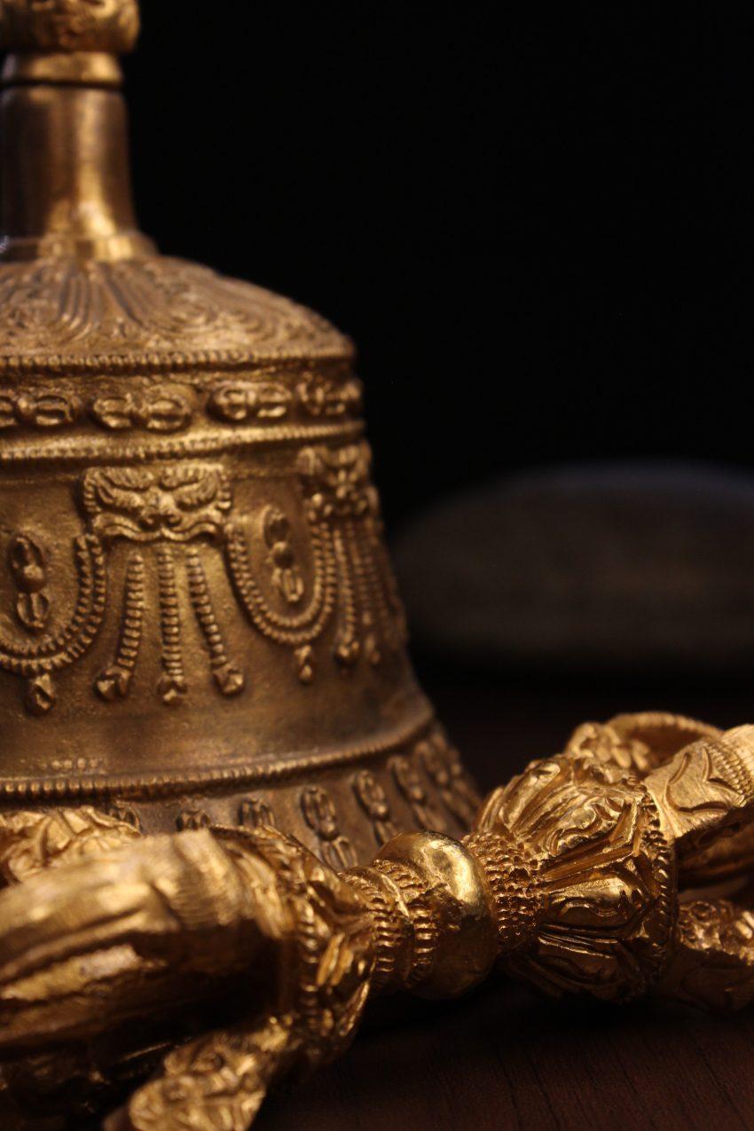 Meditation Bell And Dorje