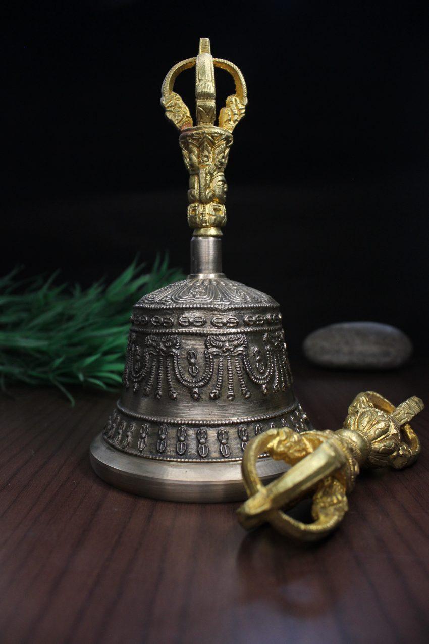 Meditation Bell And Vajra