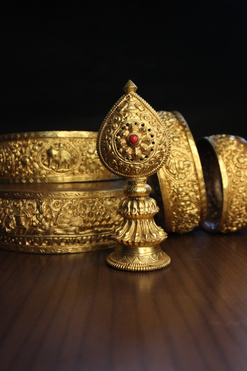 Tibetan Ratna Mandala