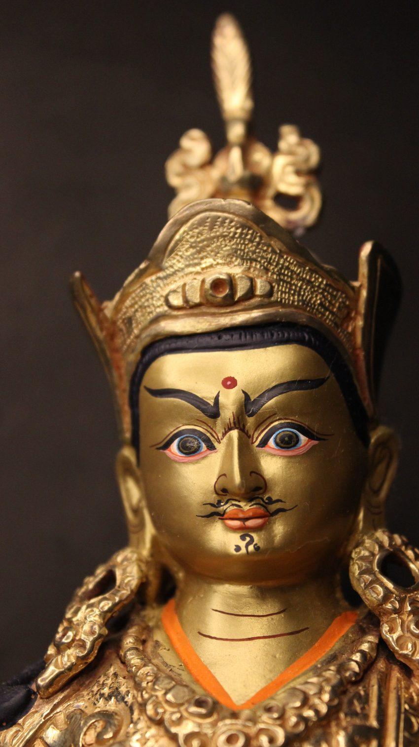 Golden Padmasambhava Guru