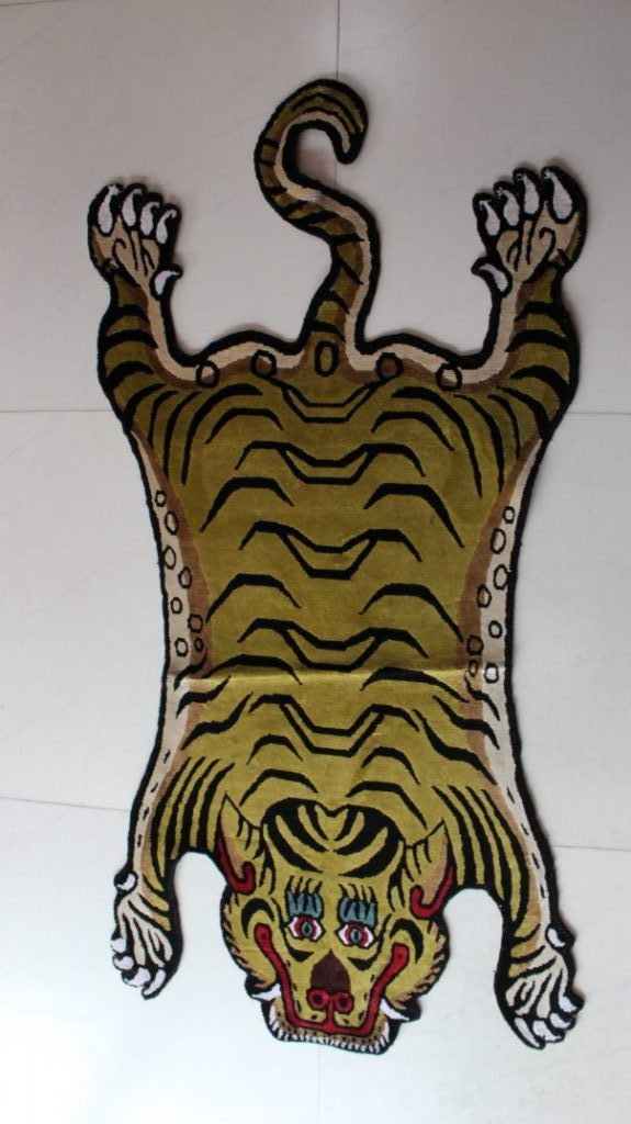 Tibetan Tiger Carpets