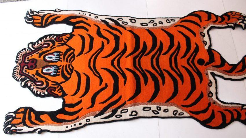 Tiger tibetan Rugs