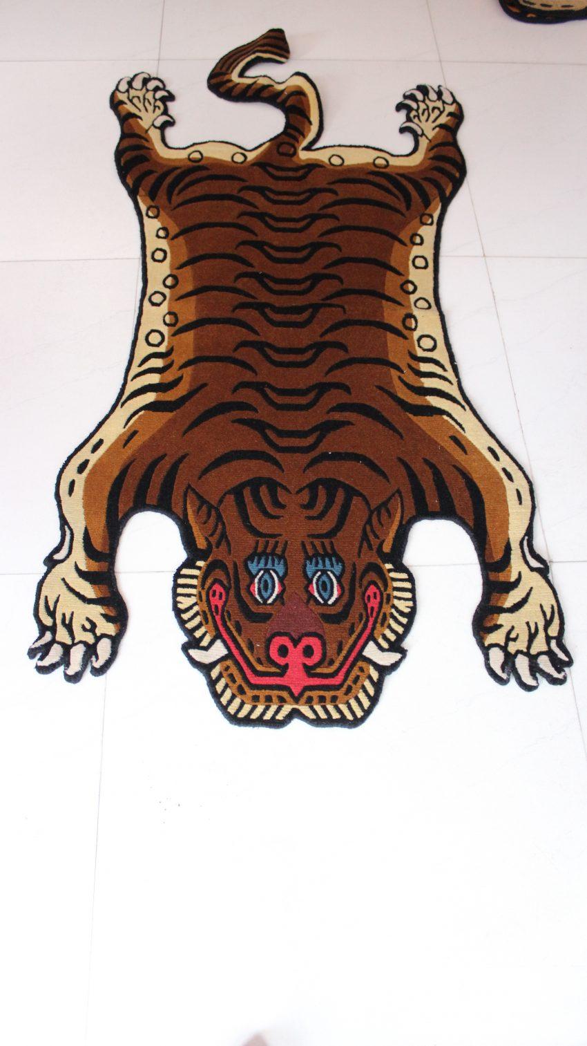 Tiger tibetan Carpets