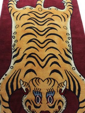 Runner Tiger Rugs